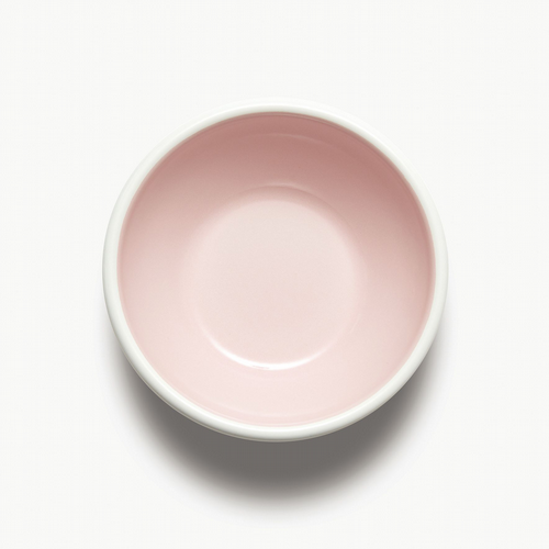 Enamelware - Salad Bowl 20cm - Powder Pink